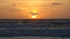Waves (rosch2012) Tags: sardinien italien sunset evening abend sea ocean wave welle wind unruhig italy europe daylight tageslicht water sky coast küste windy windig