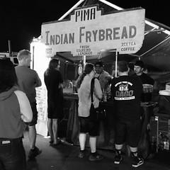 Frybread Conversation (tmvissers) Tags: sandiego pima americans native california frybread indian vendor food powwow tribal reservation barona