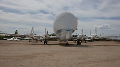 Aero Spacelines 377-SG Super Guppy in Tucson (J.Comstedt) Tags: aircraft flight aviation air aeroplane museum airplane us usa planes pima space tucson az aero spacelines 377 super guppy n1038v n940ns nasa c97 522693