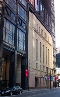 Toronto Ontario - Canada - Old Toronto Stock Exchange - Toronto Dominion Centre Facade
