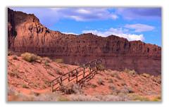 HFF  from Southern Utah (Karen McQuilkin) Tags: redrocks southernutah hike desert