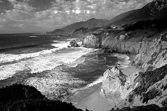 Big Sur (tguttilla) Tags: bigsur california pacificocean océan beach cliffs surf waves