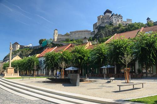Trencsén vára - Trenčín Castle