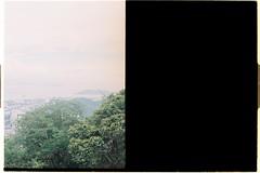 000066 (jovenjames) Tags: 2017 diptych olympus pen eed fujicolor 100 analog penang malysia broken camera snapshots
