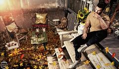 Someone Like You ♫♪ (Murilo Tempest 【◎】Blogger) Tags: etham fli themenjail wrong shirt watch clock ring event slblogger secondlife secondlifeblog slfashion slblog style sexy second life photograph photo photographer photoshop pose play playing murilotempest man men maleblog maleclothes male malepose model music mesh murilo tempest tempestfashioncloset tattoo tatto tatuagem fashion virtualworlds virtual 2ndlife 3dpeople fall autumn game guy blogger boy gente