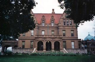 St Paul Minnesota - The James J Hill Mansion - Railroad Tycoon