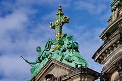 152 - Berlin août-septembre 2018 - Berliner Dom (paspog) Tags: berlin berlinerdom dom cathedral katedral kathedral cathédrale allemagne germany deutschland septembre september 2018