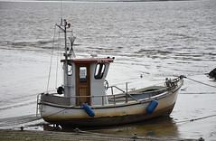 Ship in the little harbor in Kollmar (noisy__nisroc) Tags: kollmar schleswigholstein elbe ship