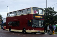 Go North East: 6937 / MF51 MBX (Northern Transport Photos) Tags: nebuses eyms eastyorkshiremotorservices president plaxtonpresident volvoplaxtonpresident volvob7tlplaxtonpresident sunderlandairshow mf51mbx