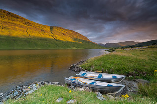 Loch Beannacharain ( Scardroy ) ..