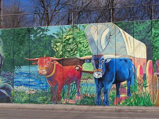 OH Columbus - Mural 127