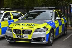 WX15 CMY (S11 AUN) Tags: avon somerset police bmw 530d 5series estate touring anpr traffic car rpu roads policing unit 999 emergency vehicle triforce wx15cmy