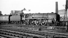 31/12/1963 - Manchester (Exchange). (53A Models) Tags: britishrailways standard britannian 7p6f 462 70046 anzac steam passenger manchester exchange train railway locomotive railroad