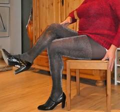 180220_52 (mathildecross) Tags: crossdress crossdressing crossdresser cd pantyhose pumps transvestit