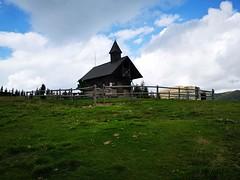 20180908Steiermark Rosenkogel11v16 Loretto Kapelle AngelikaMy (rerednaw_at) Tags: steiermark rosenkogel seckaueralpen lorettokapelle angelikamy
