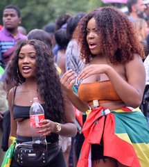 DSC_8149a Notting Hill Caribbean Carnival London Girls Aug 27 2018 Stunning Ladies (photographer695) Tags: notting hill caribbean carnival london exotic colourful costume girls aug 27 2018 stunning ladies
