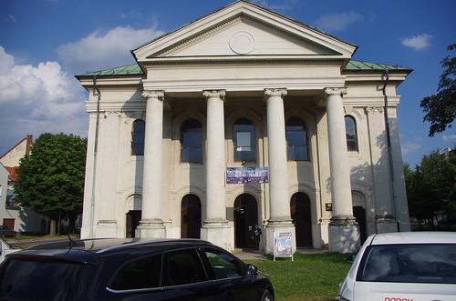 Former synagogue, Liptovský Mikuláš, Slovakia