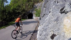 The Montbautier Tunnel (29in.CH) Tags: summer allroad road bike ride 19082018 climb tunnel