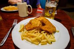 20180915 045 Ashburn VA A1 Kaisers (scottdm) Tags: 2018 a1kaiser ashburn austrian beer dinner hofbrau pork restaurant schnitzel september summer travel usa va virginia