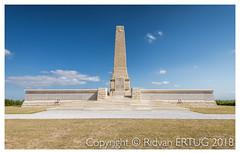 Helles Memorial - 20.771 names (R ERTUG) Tags: martyrsmemorial gallipoli peninsula canakkale turkey nikon1635mmf40 nikond610fx rertug ertug worldwar1 hellesmemorial