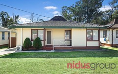 196 Captain Cook Drive, Willmot NSW