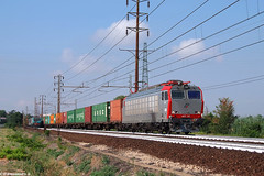 E 652 132 Tortona 13/07/2018 (giorgio.dalex) Tags: e652 mir livrea trains tc freight