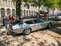 Zurich Classic Car Award 2018 (karlheinz klingbeil) Tags: suisse vintagecar iphone lamborghini zürich schweiz automobil car switzerland stadt auto oldtimer bil city classiccar kantonzürich ch