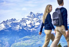 Aiglon-Prospectus_2395finalV2 (Aiglon College) Tags: campus studentlife 2017prospectus coat female head hiking human leisureactivities outdoors people person portrait