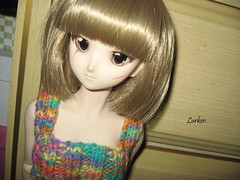 Spunky (Lurkz D) Tags: dollfiedream doll spunky lurker custom volks vinyl