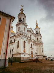 Vitebsk, Belarus (lisa_nikolajeva) Tags: art belarus vitebsk architecture arts autumn building buildings cathedral center church citycenter cityscape cloud clouds cloudy culture day excursion exterior facade memorial monument outdoor rain rainy religion religious sky skyline street tour tourism tourist town travel traveler travelling trip triptoeurope vacation weathered беларусь витебск ві́цебск витебскаяобласт витебскаяобласть