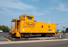 Caboose at Caboose (steamfan1211) Tags: drgw caboose caboosehobbies