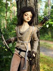 Arrow II (BblinkK) Tags: dollzone mo sd bjd 13 custom