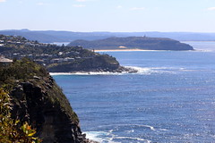 view north from Bangalley headland (Poytr) Tags: sydney avalonbeach avalon nsw australia pacificocean tasmansea whalebeach palmbeach barrenjoey centralcoast