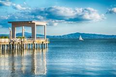 Lago Trasimeno (riccardofrascati) Tags: trasimeno lago paesaggi