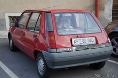 Renault 5 'Five' (NielsdeWit) Tags: nielsdewit koper slovenia slovenija slovenië renault 5 five