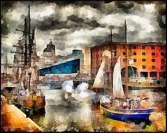 PIRATE DAY LIVERPOOL_ (DEZ 2) Tags: pirates albertdock liverpool impression