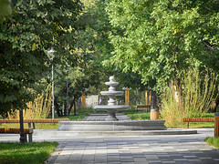 Moscow walks (janepesle) Tags: tags moscow russia autumn fall nature city cityscape urban landscape architecture green grass park москва россия ростокино пейзаж природа осень архитектура парк