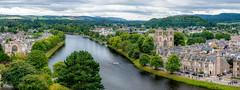 Inverness (adam_matthews87) Tags: inverness scotland landscape river church view highlands
