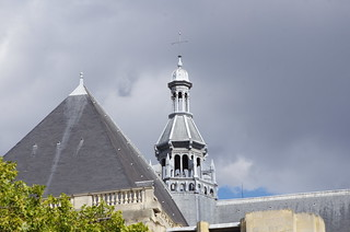 47 PARIS en août 2018 - l'Eglise Saint-Eustache