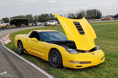 IMG_20180902_194702_edited (Grant.C) Tags: chevy chevrolet corvette c5 z06 asa alberta solo assocation lapping evening castrol raceway