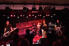 Peter And The Test Tube Babies 07-09-2018 054 (Matt_Rayner) Tags: delstrangefish vocalsguitar nickabnett bass peterbywaters vocals samgriffinfuller drummer concert live punk talkingheadssouthampton peterandthetesttubebabies