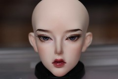 Face-up commission (Guinevere88) Tags: bjd bjdfaceup balljointeddoll faceup faceupcommission faceupbjd faceupforbjd makeupfordoll makeup faceupfordoll