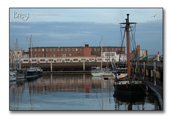 Brest, port de Commerce 2018 - La Recouvrance (porte-plume) Tags: brest port flickrunitedaward