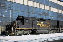 D&RGW SD40T-2 5409 (Chuck Zeiler) Tags: drgw sd40t2 5409 railroad emd locomotive bensenville train giballbach chz