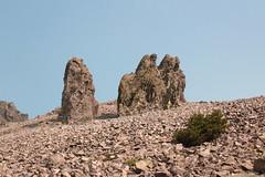 One for the family album (rozoneill) Tags: lassen volcanic national park peak hiking california volcano