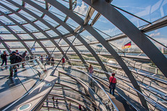 Reichstag IV (Chas Pope 朴才思) Tags: 1022mm 2018 berlin germany reichstag architecture fosterandpartners reichstagdome normanfoster glass
