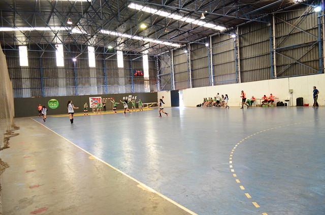 Handebol Fem II 1º  Jacareé x São Paulo - Val Morais  (1)