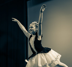 Lydia Spring Dance Recital - 2018-4 (mmulliniks) Tags: sony a73 a7iii zeiss sigma 85mm 24105mm dance recital concert portrait kids dad cute incredibles explore pov sweet love flower curtain hall depth shallow bokeh action