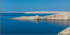 pag.island@croatia.hr (Rinaldofr) Tags: canon6dmkii canonef1635f4is pag island croatia summer rocks sea sky blue panorama nature