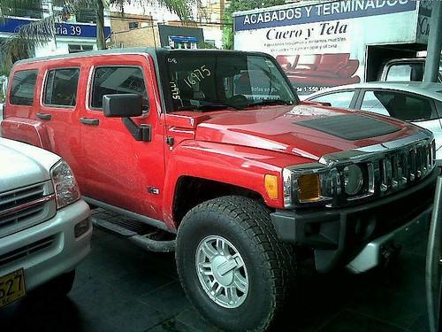 Hummer USA-COL 2012